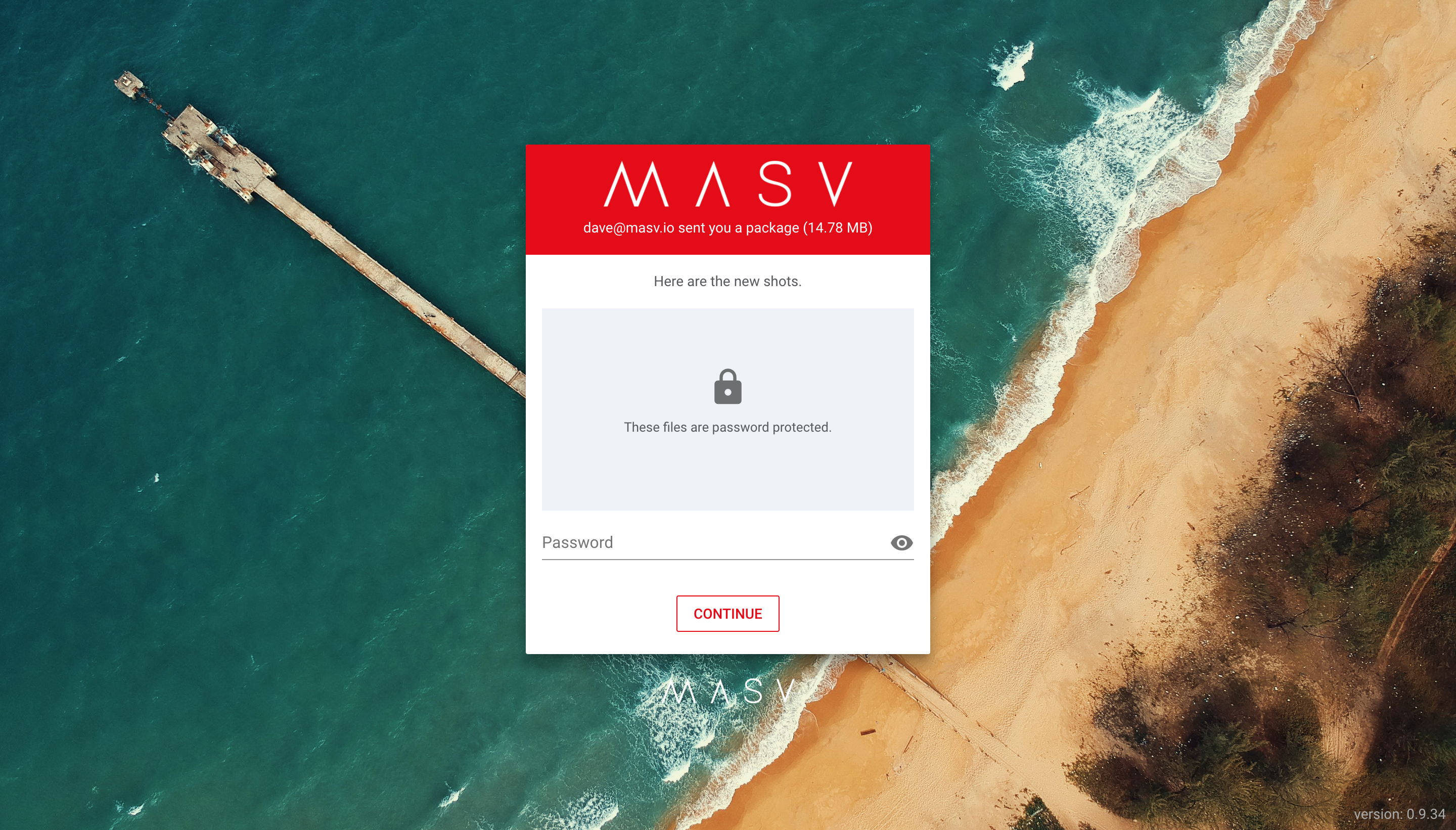 MASV, an easy to use Aspera Alternative