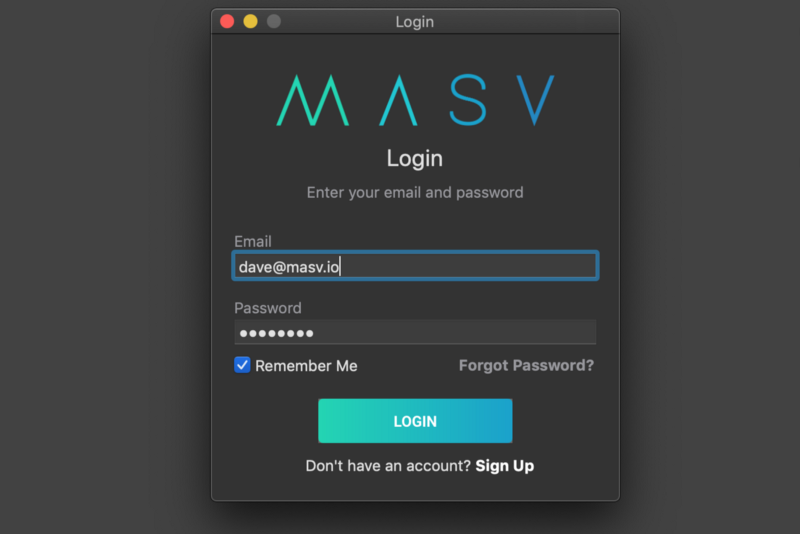MASV Desktop App – The Most Reliable Way To Send Large Files